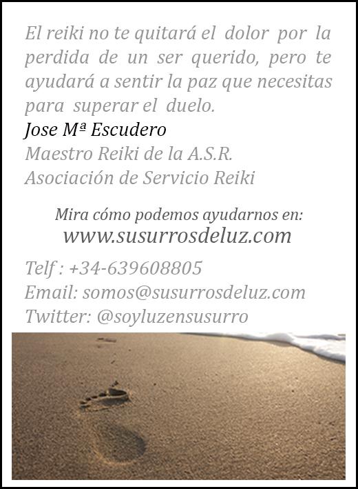 Módulo Reiki Jose Escudero