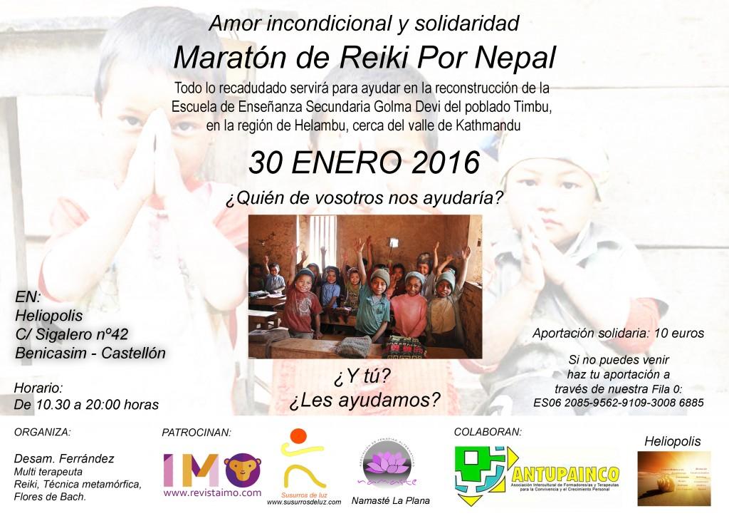 Maratón Pro Tibet